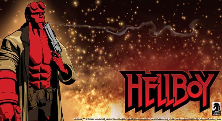 Игровой автомат «Hellboy» (Хеллбой)